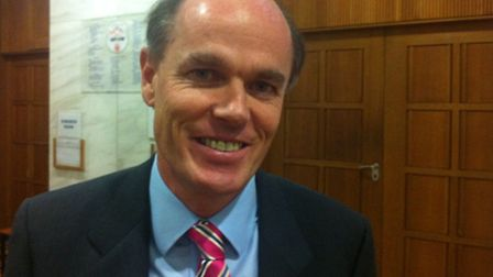 Dr Tim Morton, chairman of the Norfolk and Waveney Local Medical Committee, and a GP in Beccles.