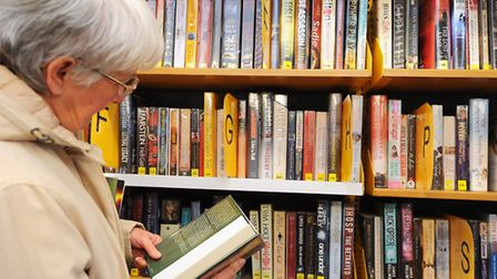 Libraries across Norfolk could be shut if radical cuts go through. Picture: James Bass
