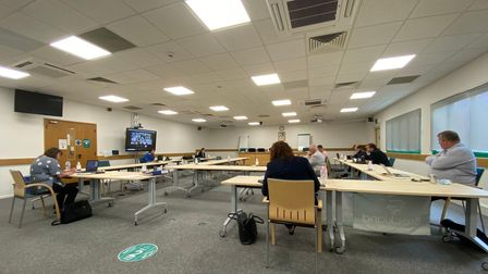 Breckland District Council Overview and Scrutiny Commission