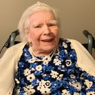 Congratulations toDot Smyth on your 100th birthday