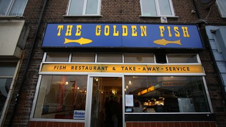 Businesses, including the Golden Fish chippy on Becontree Avenue in Dagenham are opposing the counci