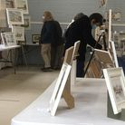 The classic art exhibition in Long Melford will take place in the old school building