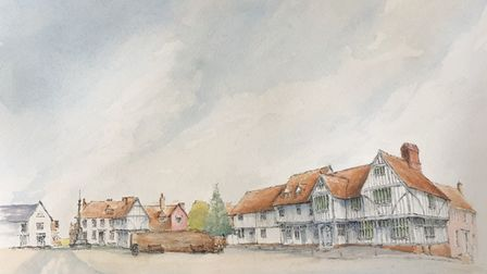 Vernon Lever's artwork will be on show at the exhibition