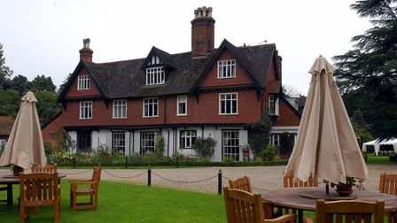 Ravenwood Hall Country Hotel in Rougham, near Bury St Edmunds