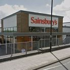 Suffolk police are currently at the Sainsbury's store in Recreation Way, Mildenhall