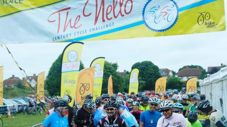 The Nello marks 20 years raising funds for FORCE in 2019. Picture: FORCE