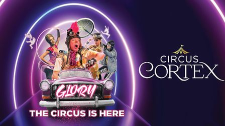 Circus Cortex's show Glory is coming to Norfolk and Suffolk this summer.