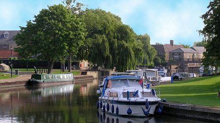 Isn't Ely wonderful, says East Cambs district councillor Bill Hunt.