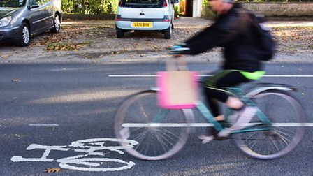 Concern has been raised over whether a surge in cycling, inspired by the Tour of Britain and Norwich