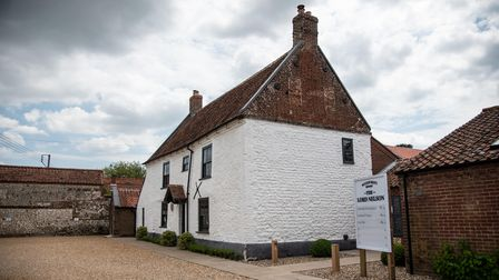 The Lord Nelson in Burnham Thorpe is opening it's doors after refurbishment. Picture: Sarah Lucy Br