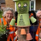 Green-fingered Chatteris In Bloom volunteers have been busy getting the town ready and blooming in time for summer.