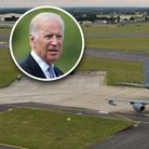 President of the United StatesJoe Bidenis expected tomeet with U.S. Air Force Personnel based at RAF Mildenhall.
