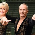 Jan and Clive Denby who take part in dance competitions around the UK, they have had national succes
