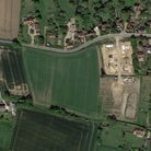 The proposed site of the homes in Finningham