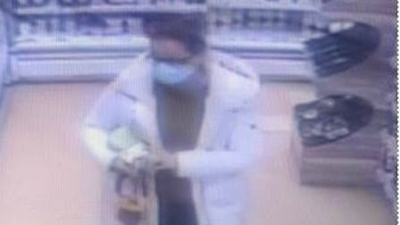 Police suspect a person was subject to verbal abuse at Moreton Hall Tesco's