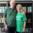 Stowmarket and area foodbank experienced a 50% rise in demand this month compared to February 2018.