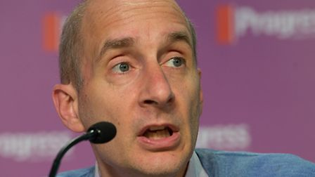 Lord Andrew Adonis, who has backed calls for Norwich to become a 'garden city' which would double it