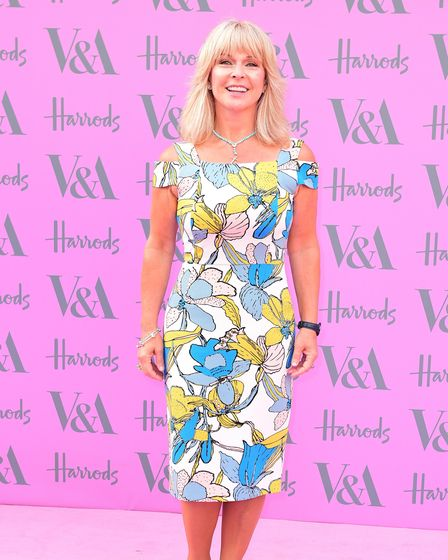 Toyah Wilcox arrives at the V&A Summer Party at the Victoria and Albert Museum in London.
