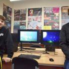 Soham student and teacher Young Game Designers BAFTAs