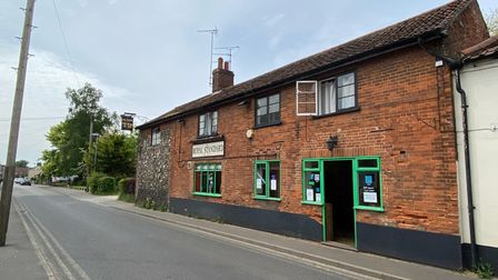 The Royal Standard, located on Baxter Row, Dereham