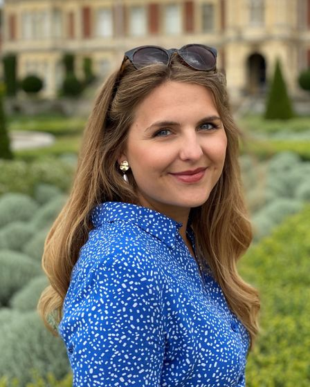 Lizzie Fox is founder of the Rose Press Garden which sells seeds for growing flowers at home.