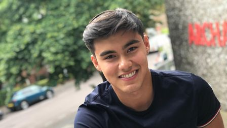 Now United star Bailey May back in his home city of Norwich