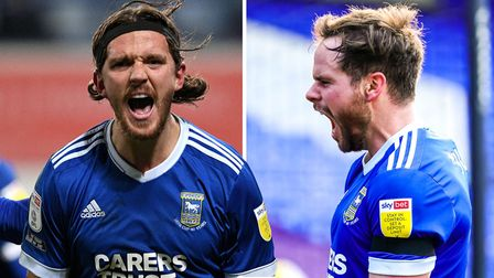 Emyr Huws and Alan Judge could join Colchester United this summer