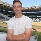 MK Dons won the race to sign highly-rated Swindon midfielder Scott Twine. Photo: MK Dons