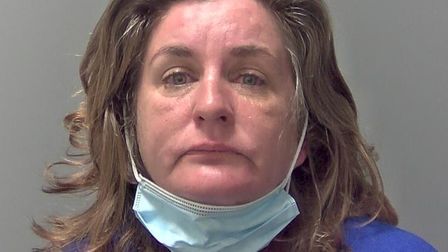 Claire Waterman was jailed following the dangerous chase through Mildenhall and Lakenheath