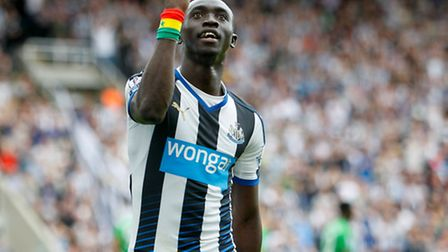 Papiss Cisse is an option for Steve McClaren as Newcastle United prepare for Norwich City at St Jame
