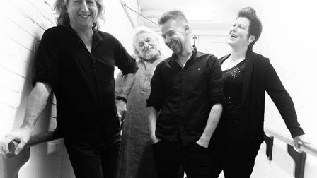 Show of Hands are performing at Ely Folk Festival 2021