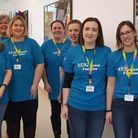 The staff at SENsational Families which helps families of SEND children and young adults across Norfolk.