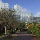 Crossharbour town centre plans on Isle of Dogs