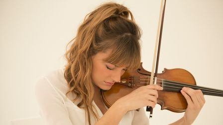 Classical superstar Nicola Benedetti is teaming up with the Aurora Orchestra to celebrate the life of Beethoven at The Apex