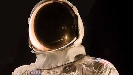 This handout photo provided by the National Air and Space Museum, Smithsonian Institution shows the