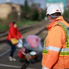 Network Rail has seen over 80 near misses at level crossings this year.