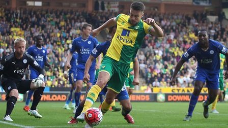 Russell Martin is looking forward to coming up against Robert Lewandowski.