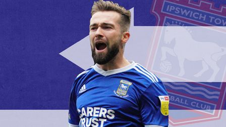 Gwion Edwards has left Ipswich Town to join Wigan Athletic on a free transfer
