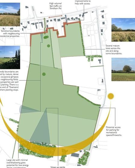 Plans for the CLT development at Wilburton unveiled at public meetings.