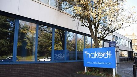 Naked Wines Norwich
