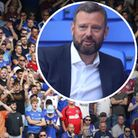 Mark Ashton says Ipswich Town have sold a little over 11,000 season tickets