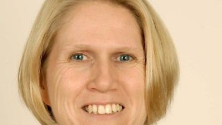 Jo Smithson, the CCG's new permanent chief officer.