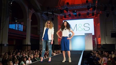 OPEN has staged the opening and finale shows of Norwich Fashion Week for the last two years. The Ret
