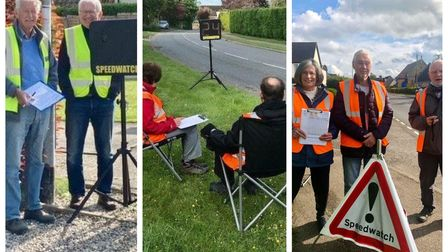 East Cambs police speedwatch