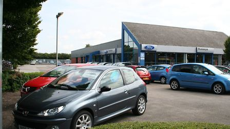 Busseys site in Dereham is going to become a Peugeot dealership in 2016