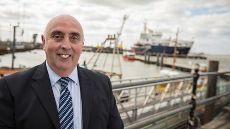 NeilGlendinning, chief executive officer of Harwich Haven Authority