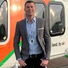 Magpas chief executive Daryl Brown, 37, awarded MBE in Queen's Birthday Honours