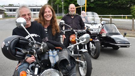 It is hoped that a variety of classic motorcycles will take part in the event