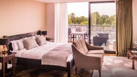 The Senior Fellows suite at The Varsity Hotel & Spa in Cambridge