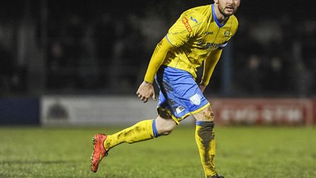 David Bell was a hit at King's Lynn Town initially but his influence at The Walks waned. Picture: MA